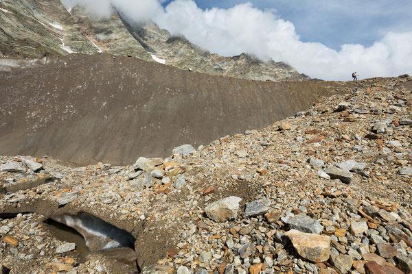 Miyar-Glacier