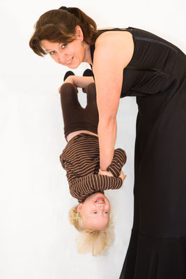 Kirsten und Leah