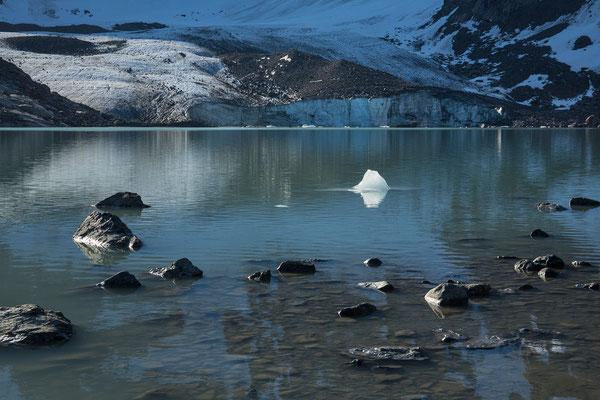 Gletschersee Qaqqarsuaralak