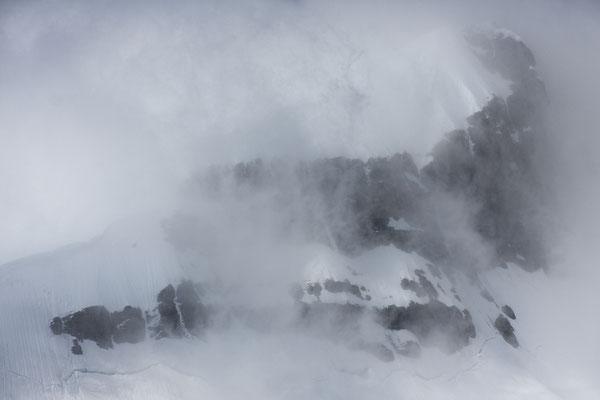 Christian Peak 3, Lyell Icefield, Rocky Mountains, Alberta, Kanada