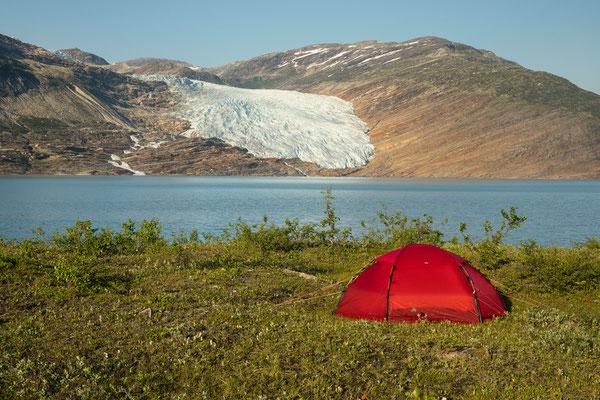 Austerdalsvatnet, Svartisen, Nordland, Norwegen