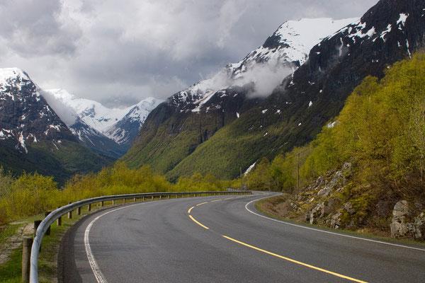 Strynfjellsvejen, Sogn og Fjordane, Norwegen