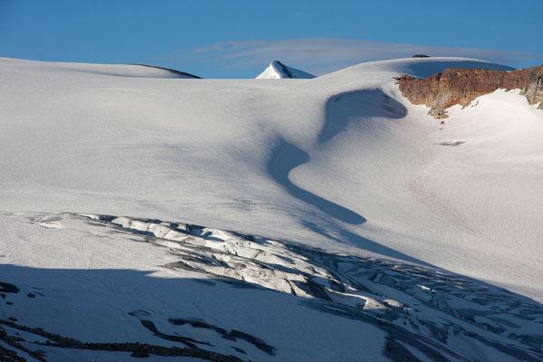 Illecillewaet Icefield, Selkirk Mountains