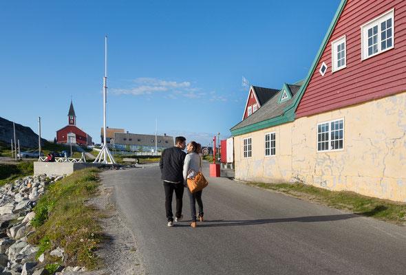 Kolonnial-Hafen, Nuuk, Grönland