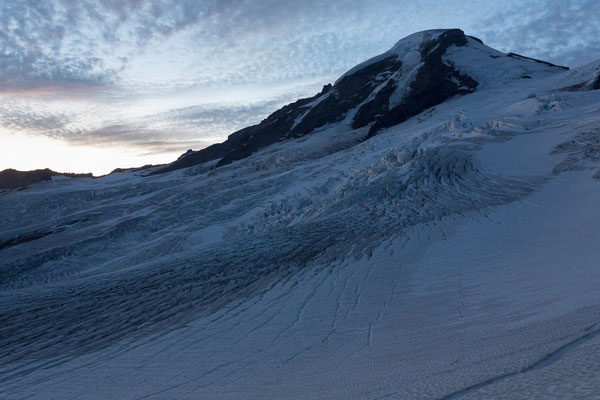 Mt Baker, Coleman Glacier