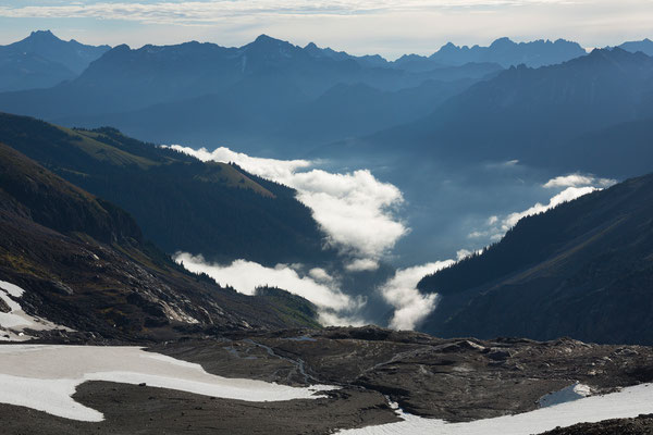 Glacier Peak, Suiattle Valley