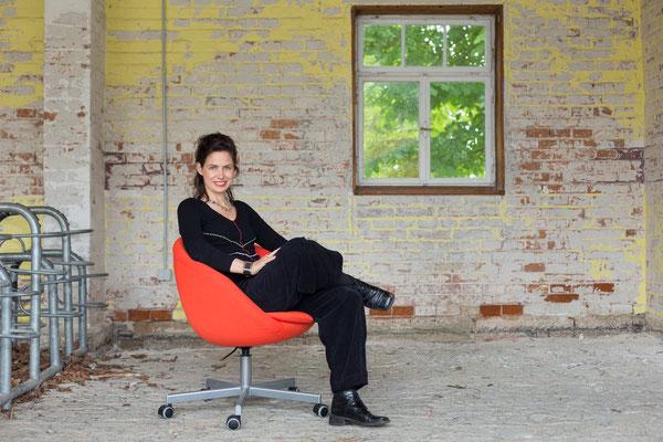 Anna-Sophie Brüning, Dirigentin