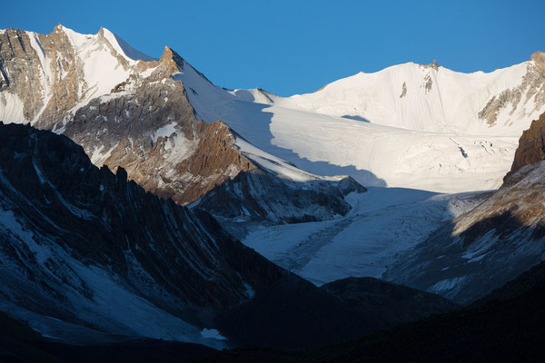 Zanskar Range, namenlose Berge