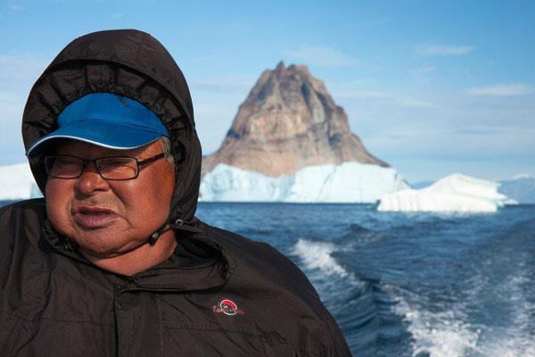 Uummannaq - Überfahrt mit Ole