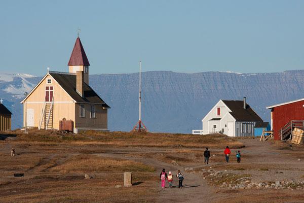 Saqqaq, Grönland