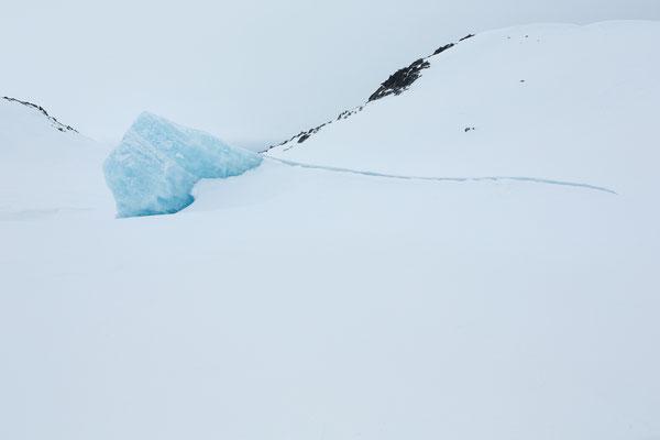 Berdalsbreenvatnet, Hurrungane, Sogn og Fjordane, Norwegen