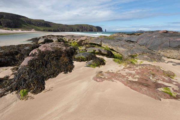 Sandwood Bay, Am Buchaille, Sutherland