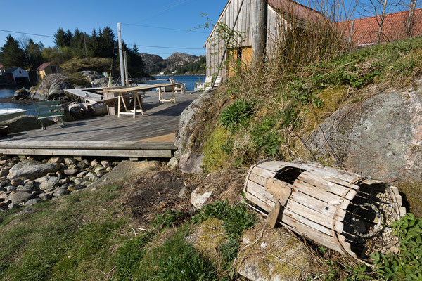 Nordvik, Vikøysundet