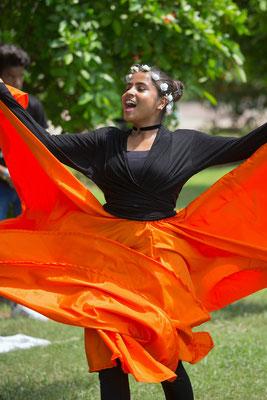 Lodi Garden, Fest zum Nationalfeiertag