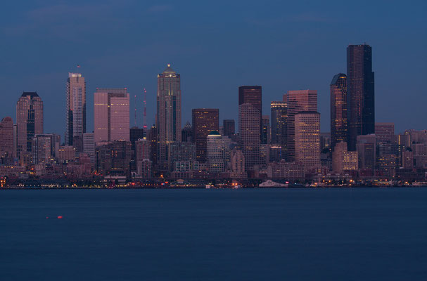 Seattle, Skyline