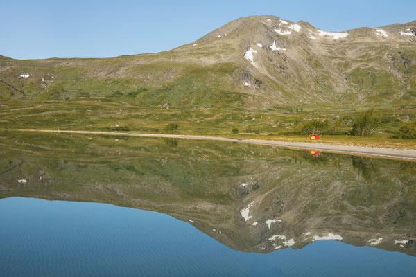 Hujtakjavrre, Nordland, Norwegen