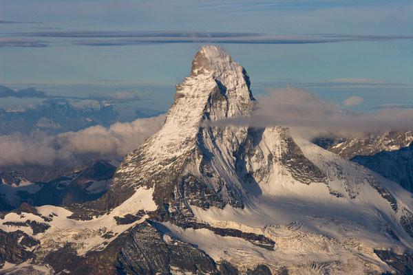 Matterhorn vom Dom, Schweiz