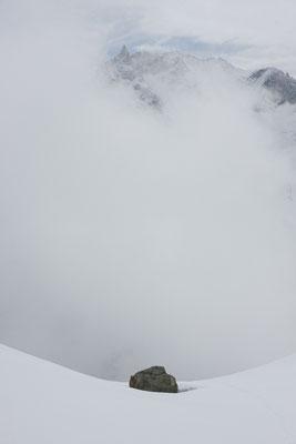 Aiguille de la Tsa, Val d' Arolla, Wallis, Schweiz