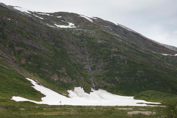 Glomåga, Glomdalen, Svartisen NP