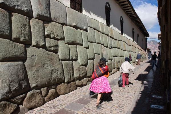 Hatunrumiyoc, Cusco, Peru