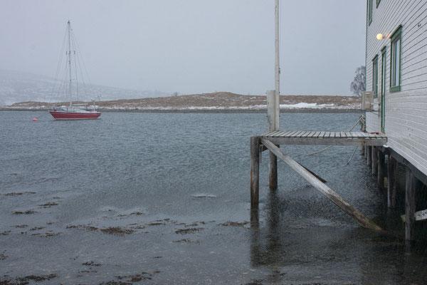 Duksundet, Håkøya, Troms, Norwegen