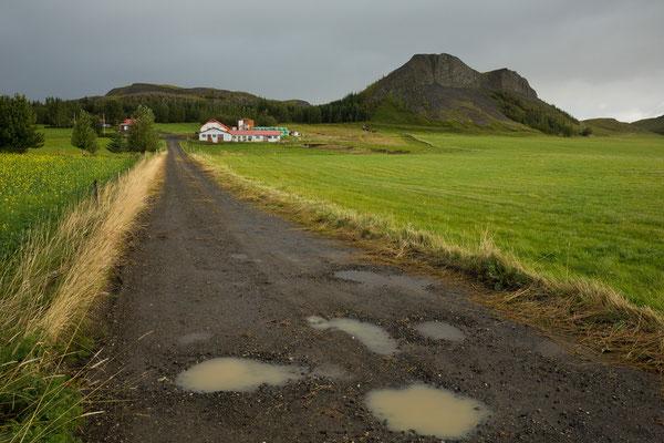 Stöðulfell, Þjórsárdalur, Island