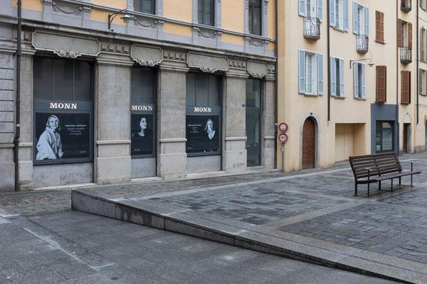 Via Magoria, Bellinzona