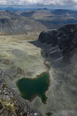 Storbotn vom Vinjeronden, Rondane