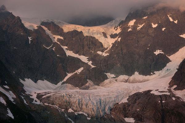 Curtis-Glaciers, Mt Shuksan