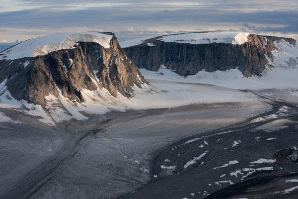 namenlos Berge vom Qarusuit, Nussuaq