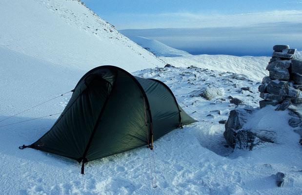 Langholsbandet, Rondane, Norwegen