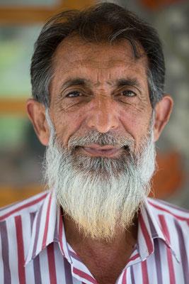 Mohamad Ismail, Hotelier, Srinagar, Indien