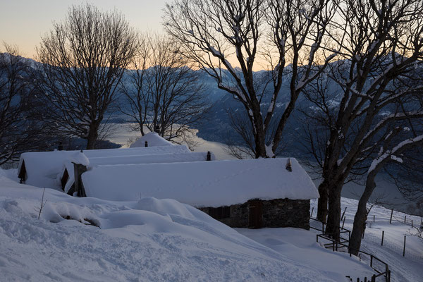 Penseverone mit Lago Maggiore