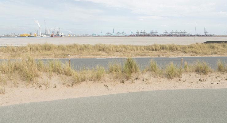 Maasvlakte, Rotterdam, Niederlande