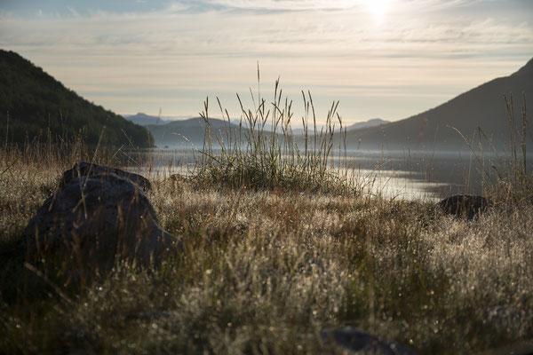 Einarvika am Sjunkfjorden