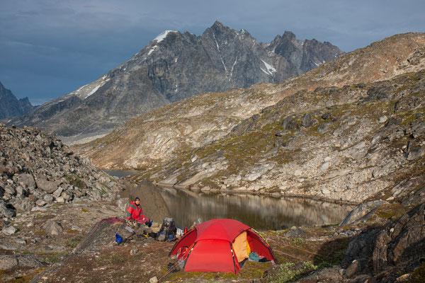 Ningerti, Sermilik Fjord, (Ost-)Grönland