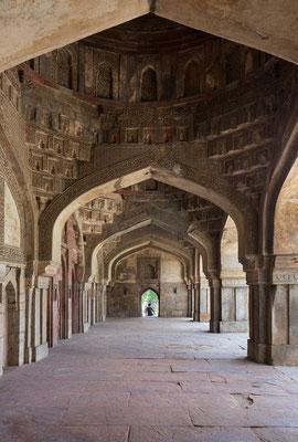 Bara Gumbad Tomb, Lodi Garden, Delhi
