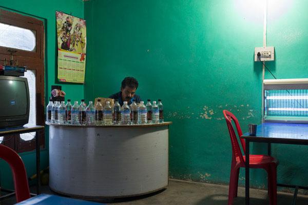 Rezeption, Udaipur, Lahaul, Indien