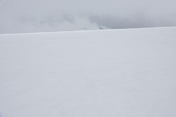 Lyell Icefield 2, Rocky Mountains, Alberta, Kanada