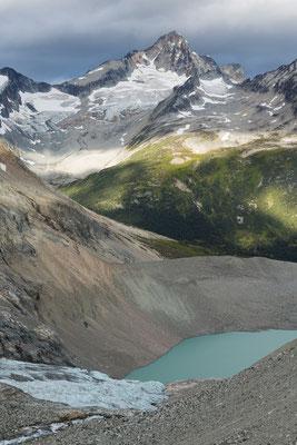 Siva Glacier, Mt Astarte