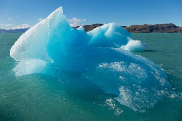 Blueice im Eriks Fjord (Tunulliarfik)