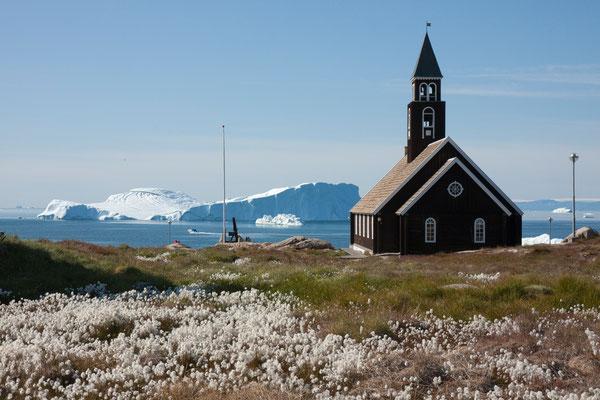 Ilulissat, Zionskirche