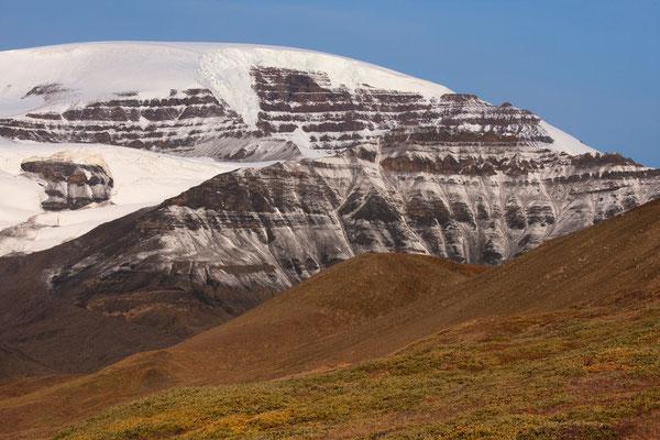 namenlose Berge im Eqip Ata