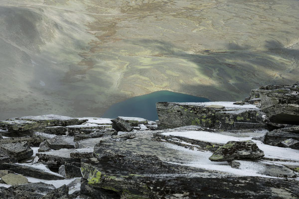 Neverbubekken vom  Høgronden