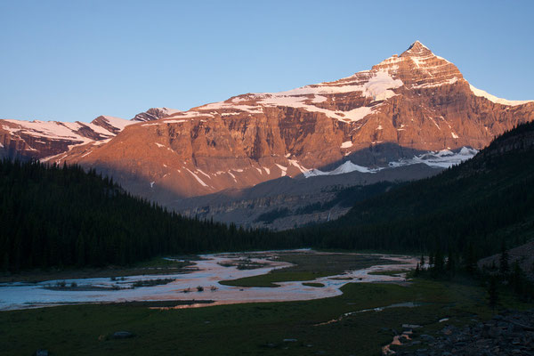 Whitehorn Mountain, Valley of a Thousand Falls, Mt Robson Provincial Park