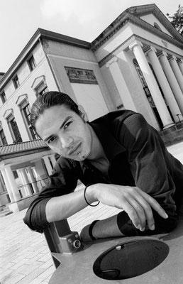 Kristian Breitenbach, Tänzer