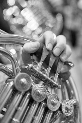 Theaterhände - Horn