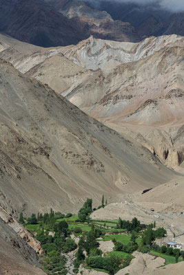 Lamayuru, Ladakh, Indien