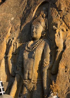 Buddha, Mulbekh