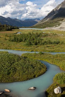 Hell Raving Creek, Pantheon Range